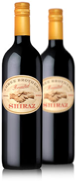 Three Brothers Shiraz